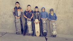 "still image for the short film ""Skateistan"""