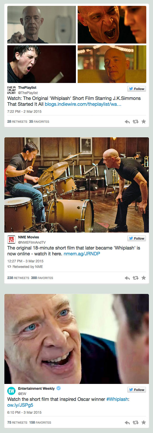Whiplash-short-film-tweets-more