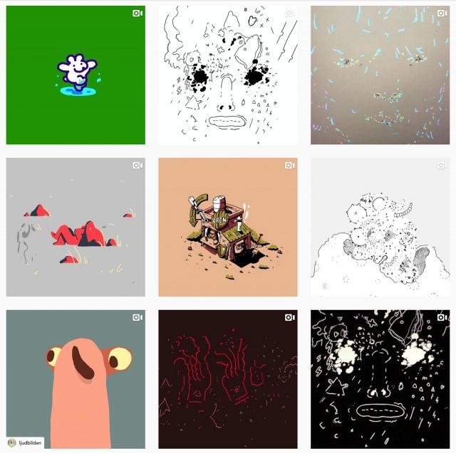 Various creators on Instagram #madewithlooom
