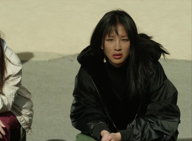 After three years of living in America on her own, Chinese teenager Wendy Zhang (Nicky Zou) is struggling.