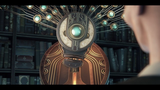 The robot overseer
