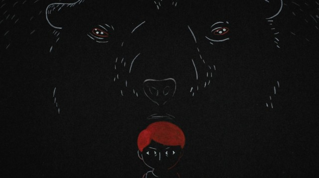 And Then The Bear Short Film