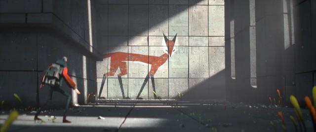 CONCRETE Animation Short Film