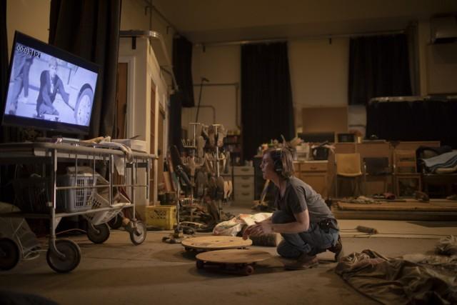 Footsteps documentary by Jeremy Benning