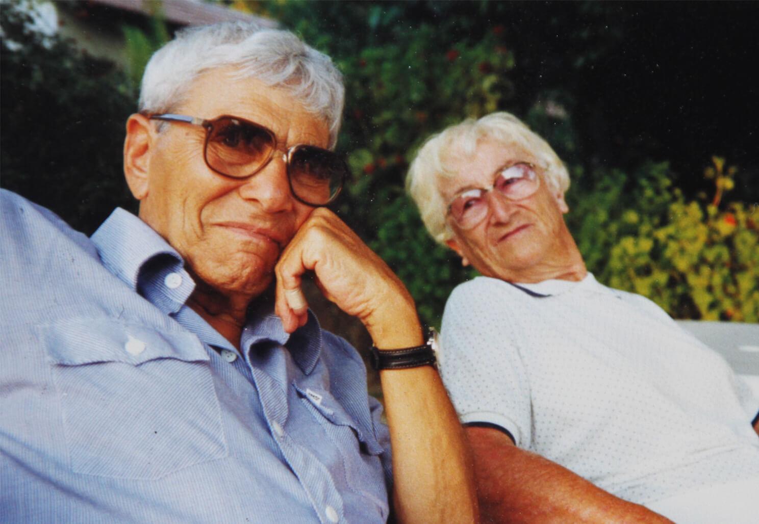 Yosef and Zilli